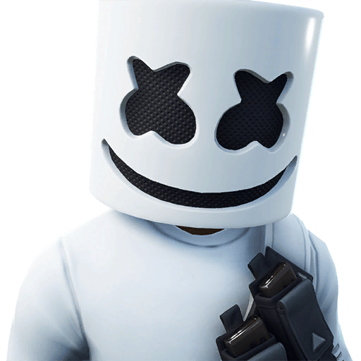 Marshmello Fortnite Outfit Skin Tracker