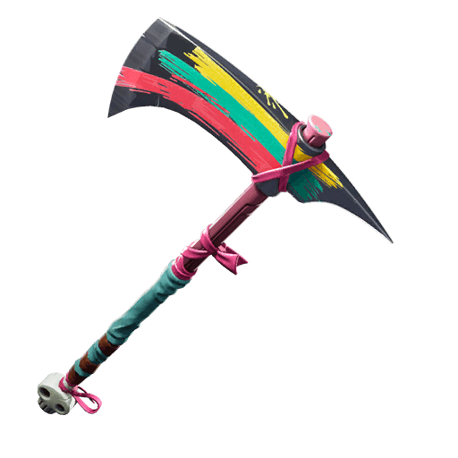 Skully Splitter Pickaxe icon