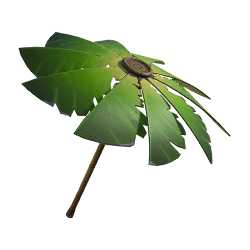 Palm Leaf Umbrella icon