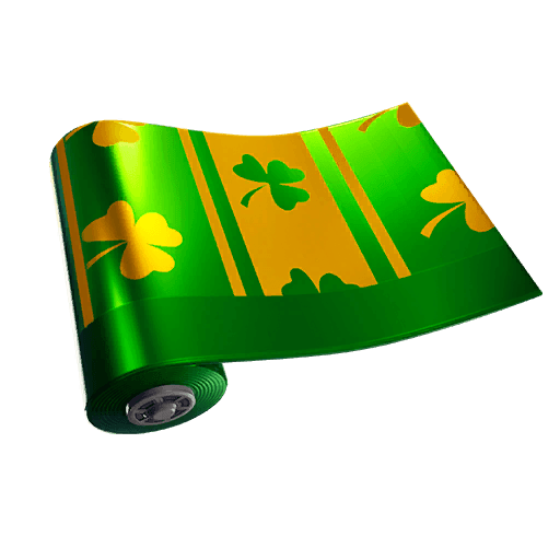 Skin-Tracker – Fortnite – Green Clover Set