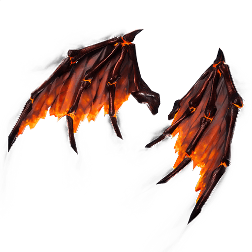 Molten Valkyrie Wings icon