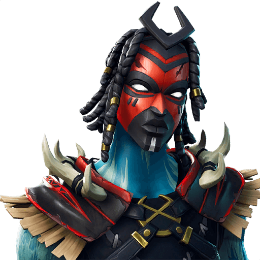 3d model available shaman outfit icon - whats in the fortnite shop rn