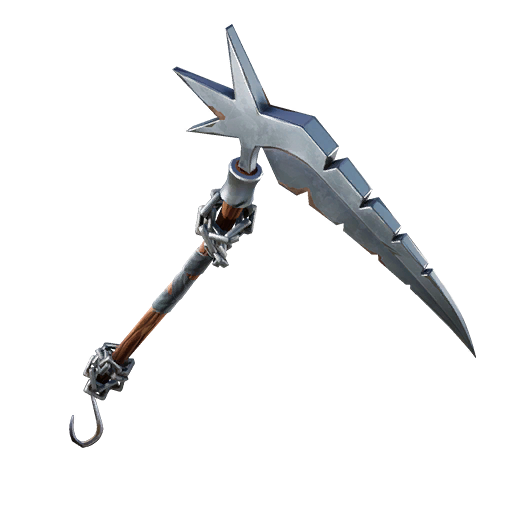 Steel Carrot Pickaxe icon