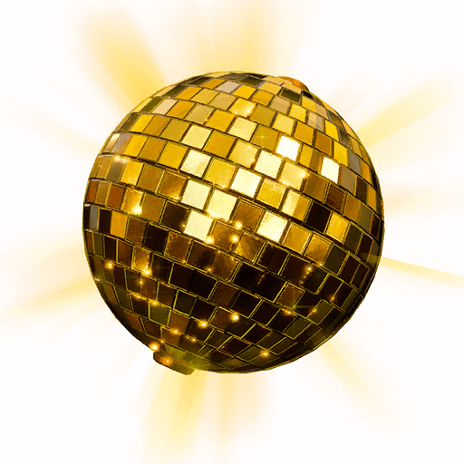 Golden Disco icon