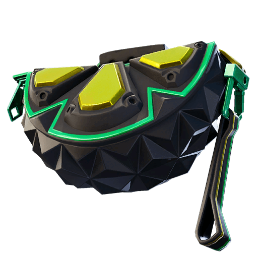 Wedge Back Bling icon