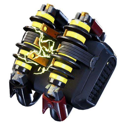 Turbocoil Back Bling icon