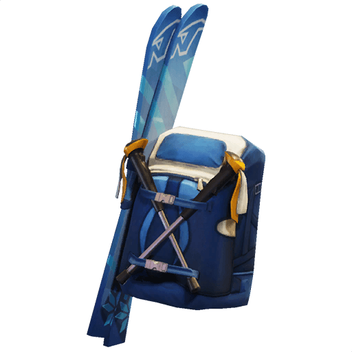 Mogul Ski Bag Back Bling icon