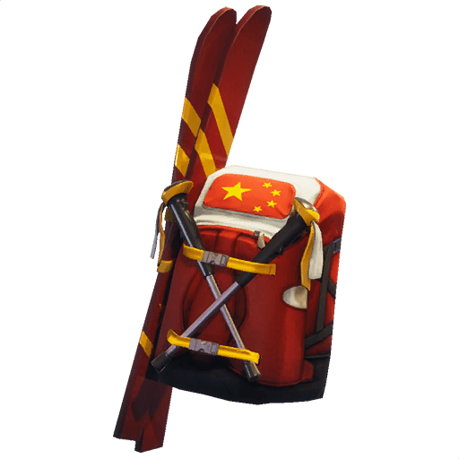 Mogul Ski Bag (CHN) Back Bling icon