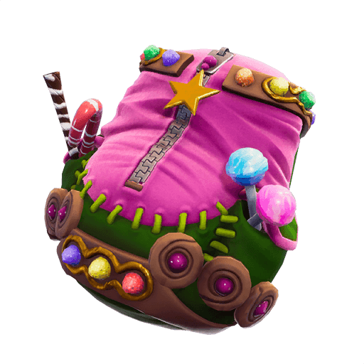 Goodie Bag Back Bling icon