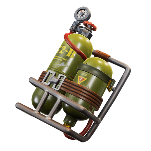 Last Gasp Back Bling icon