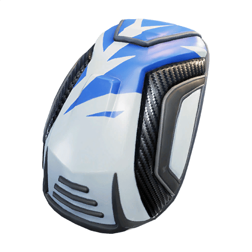 Blue Shift Back Bling icon