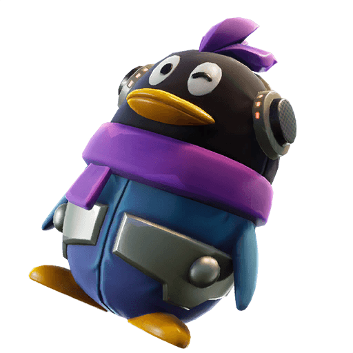 Penguin Back Bling icon
