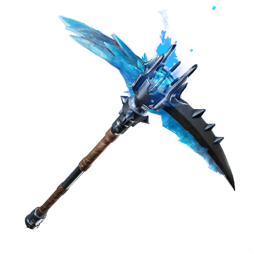 Permafrost  Pickaxe icon