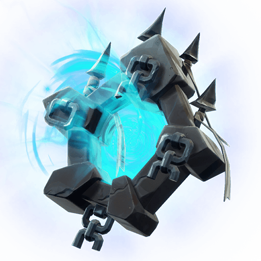 Ghost Portal Back Bling icon