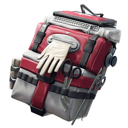Care Package Back Bling icon