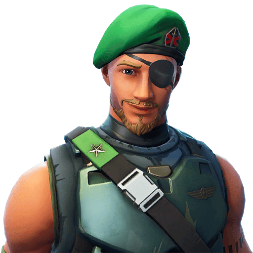 Garrison Outfit icon