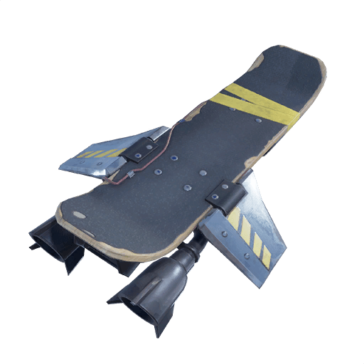 how to get hover board in fortnite