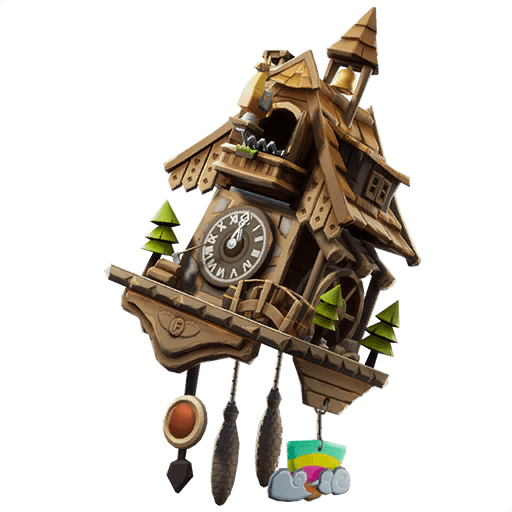 Clockworks Back Bling icon