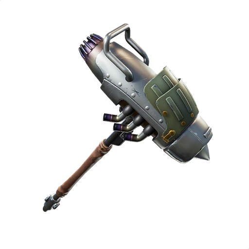 Turbine Pickaxe icon