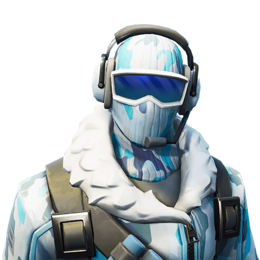 Frostbite Outfit icon