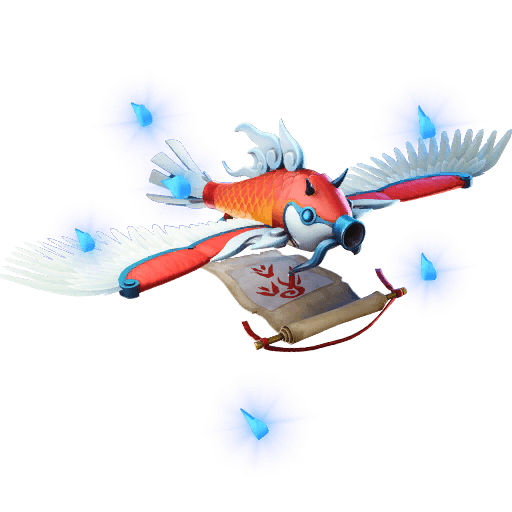 Flying Carp Glider icon