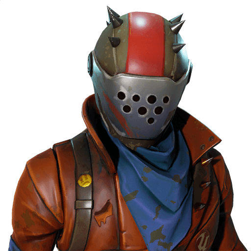 Rust Lord Outfit icon