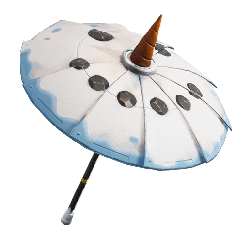 Snowfall Umbrella icon