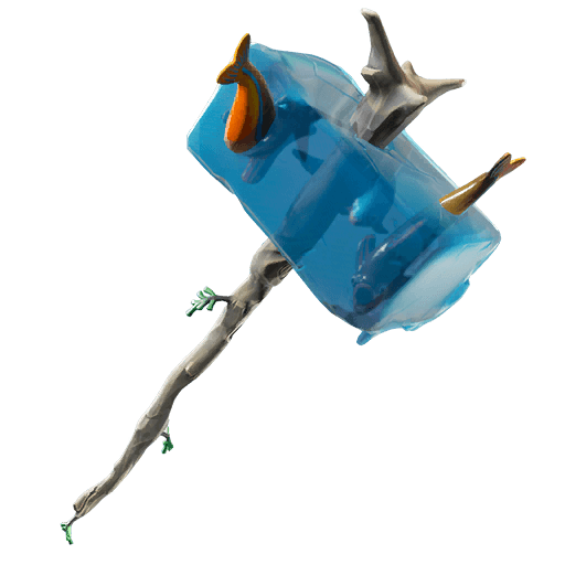 Abominable Axe Pickaxe icon