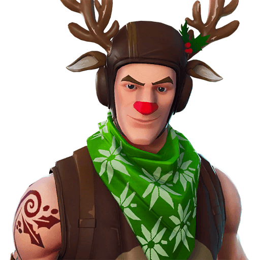 Red-nosed Ranger Outfit icon