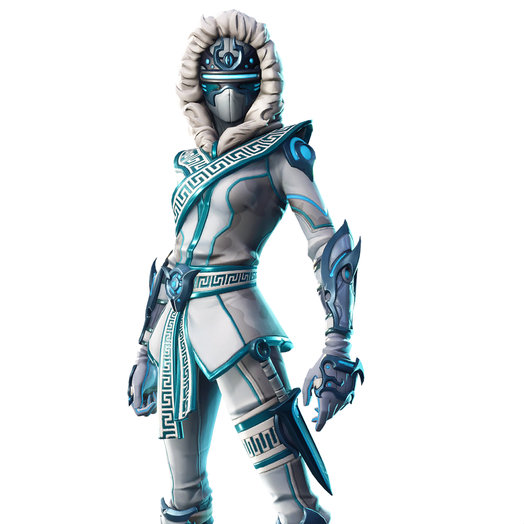 Snowstrike Outfit Featured image