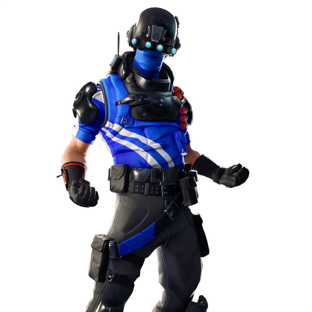 Carbon Commando Outfit Featured image