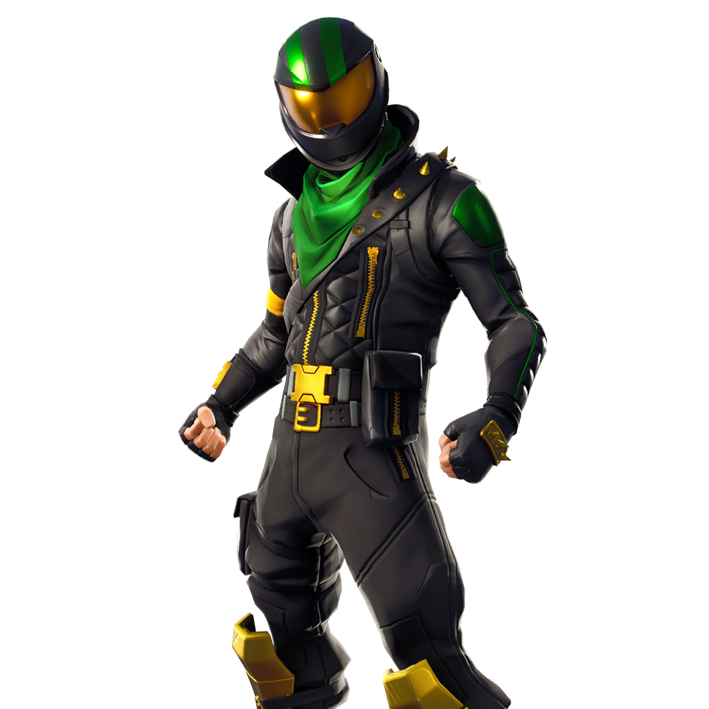 Lucky Rider Outfit Featured image