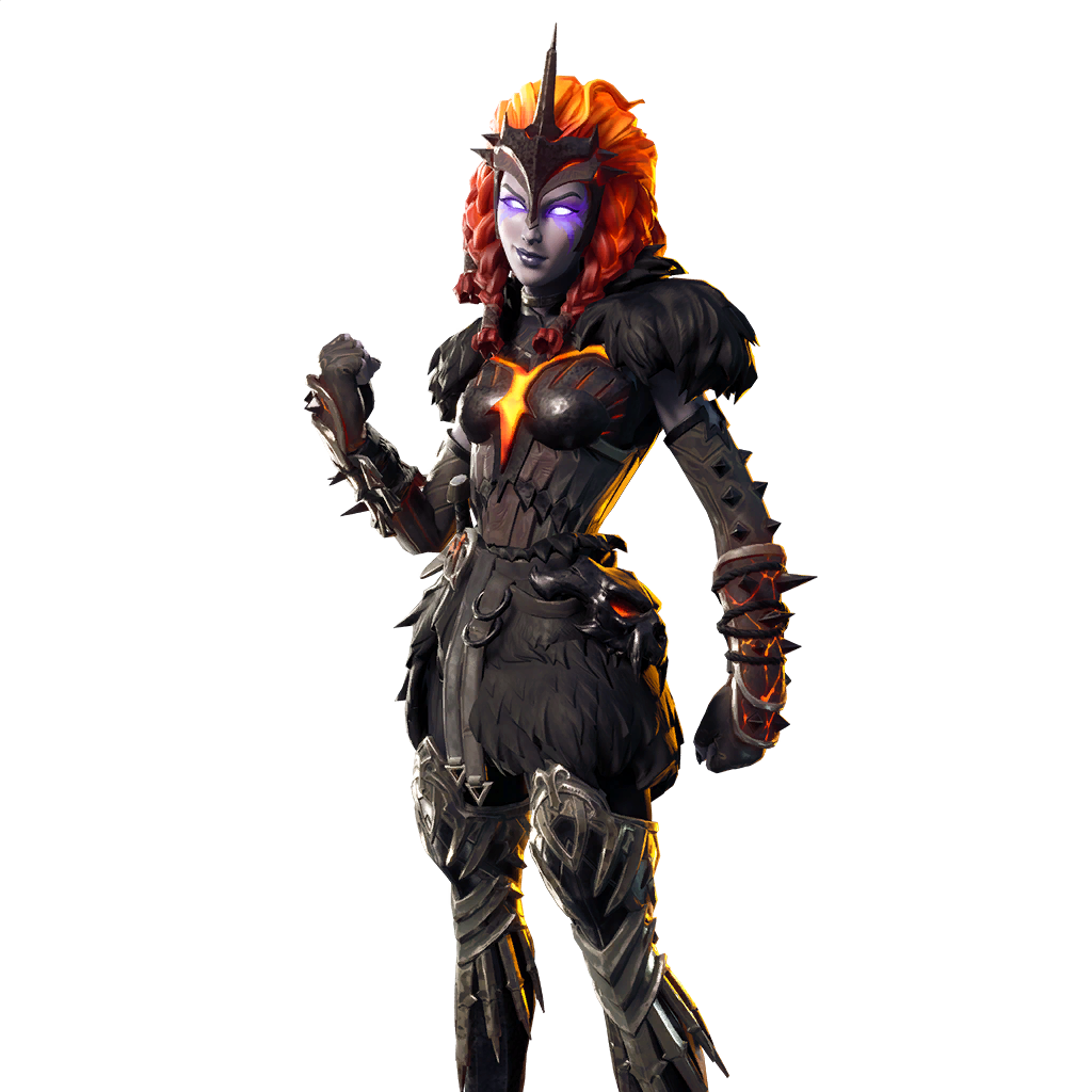 Molten Valkyrie Outfit Featured image