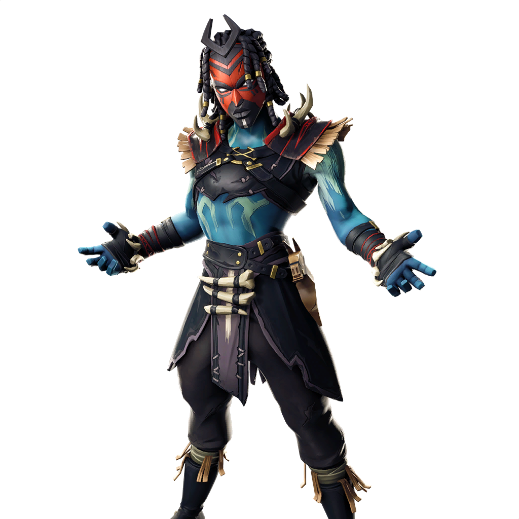 Shaman Outfit Featured image