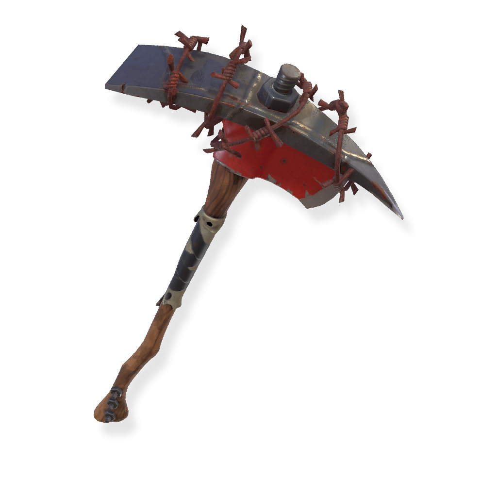 Raider's Revenge Pickaxe Featured image