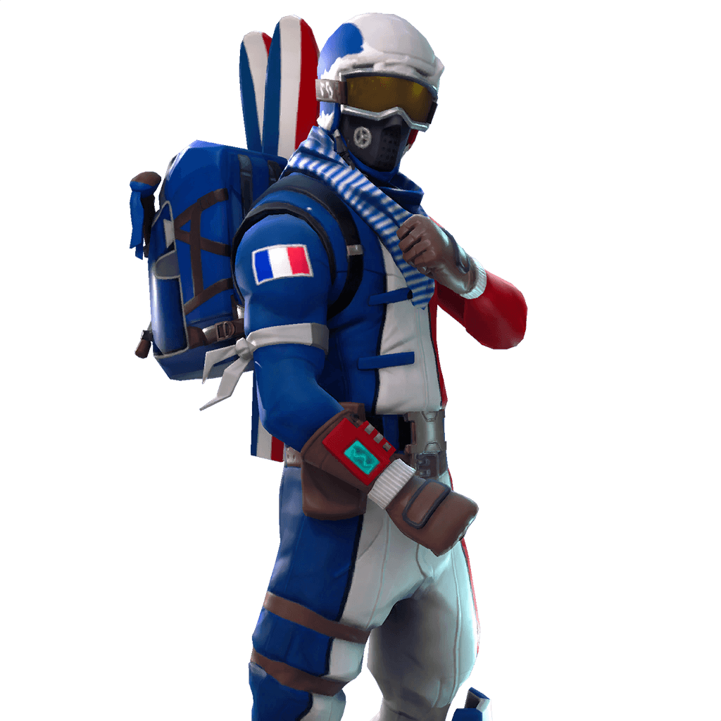 Alpine Ace (FRA) Outfit Featured image