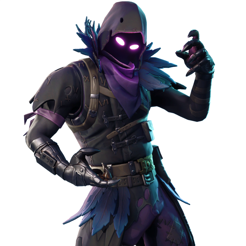 Raven Outfit Featured image