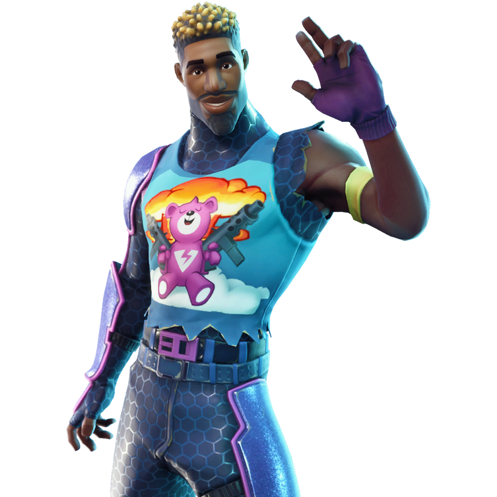 Brite Gunner Outfit Featured image
