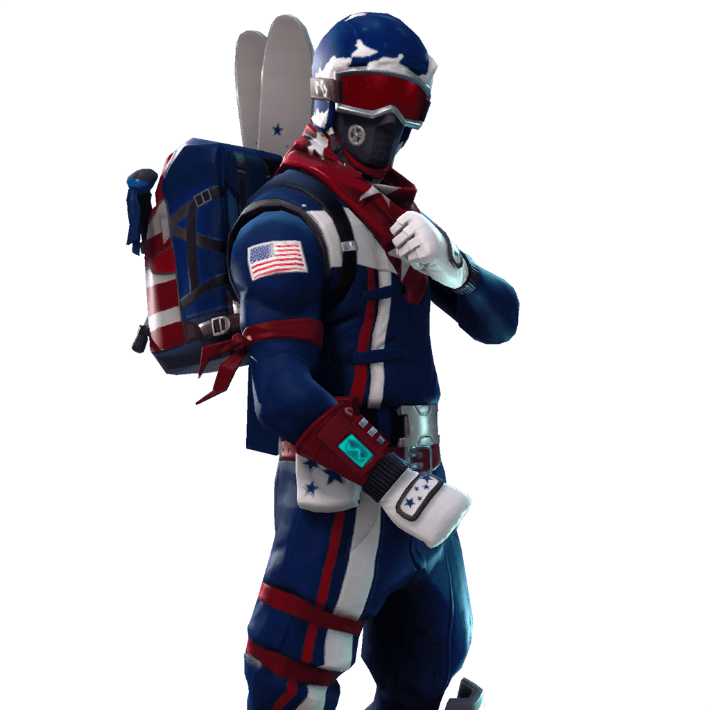 Alpine Ace (USA) Outfit Featured image