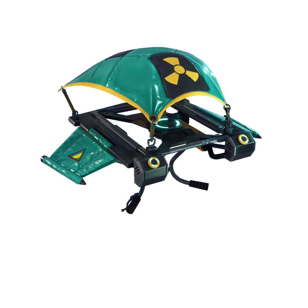 Meltdown Glider Featured image