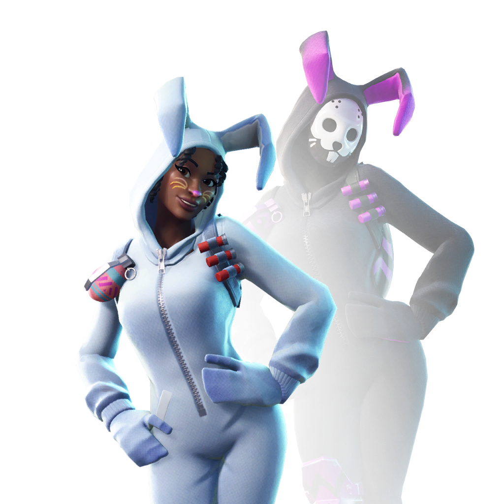 Bunny Brawler Outfit Featured image