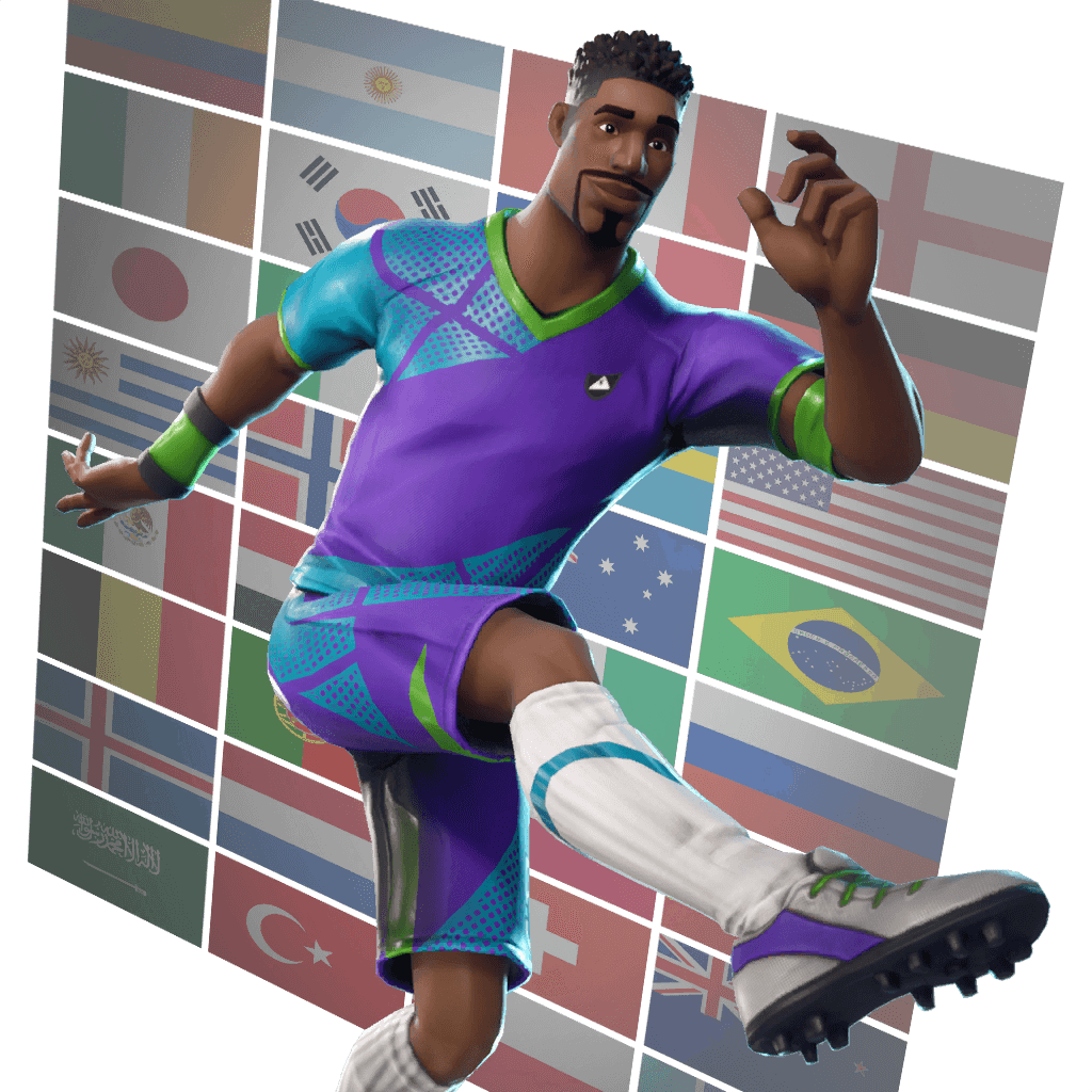 Super Striker Outfit Featured image