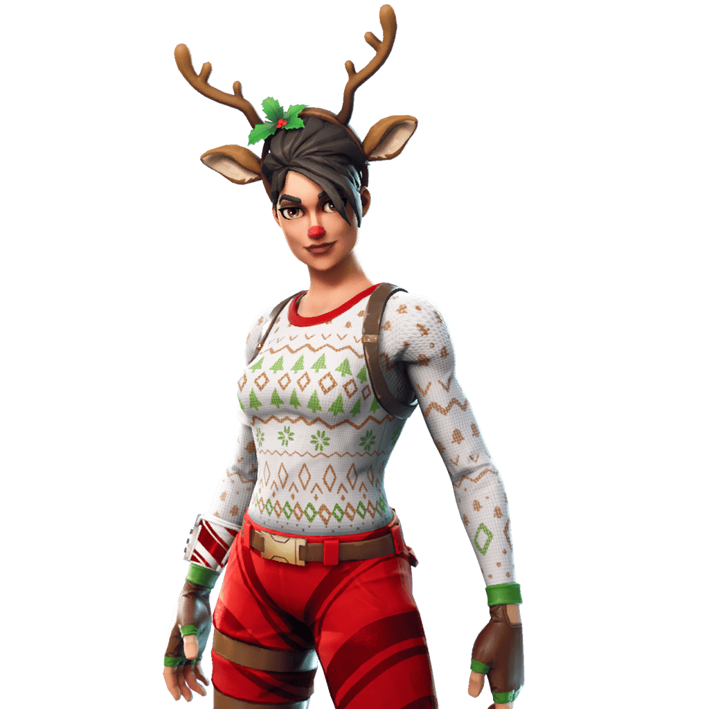Red-Nosed Raider Outfit Featured image