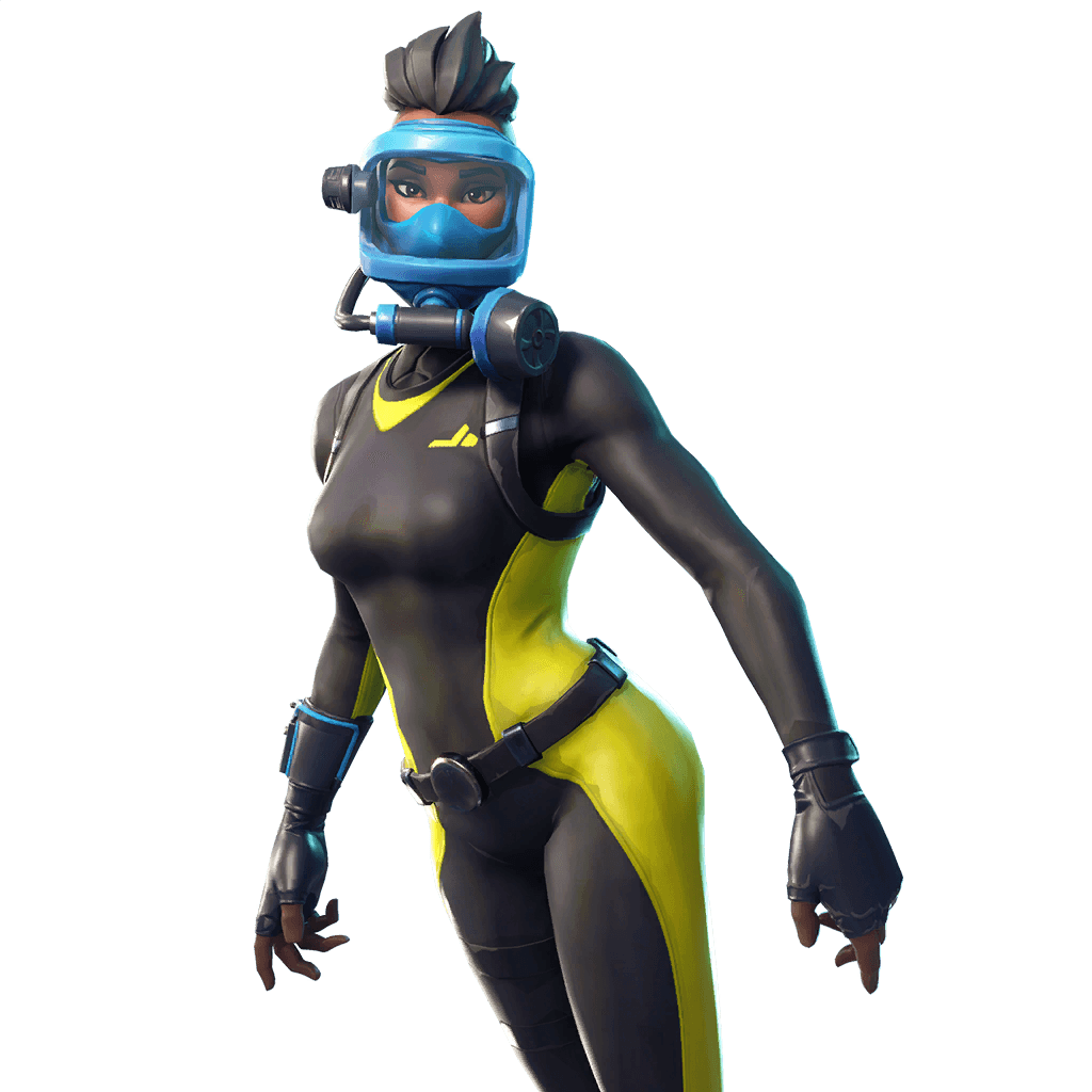 Reef Ranger Outfit Featured image