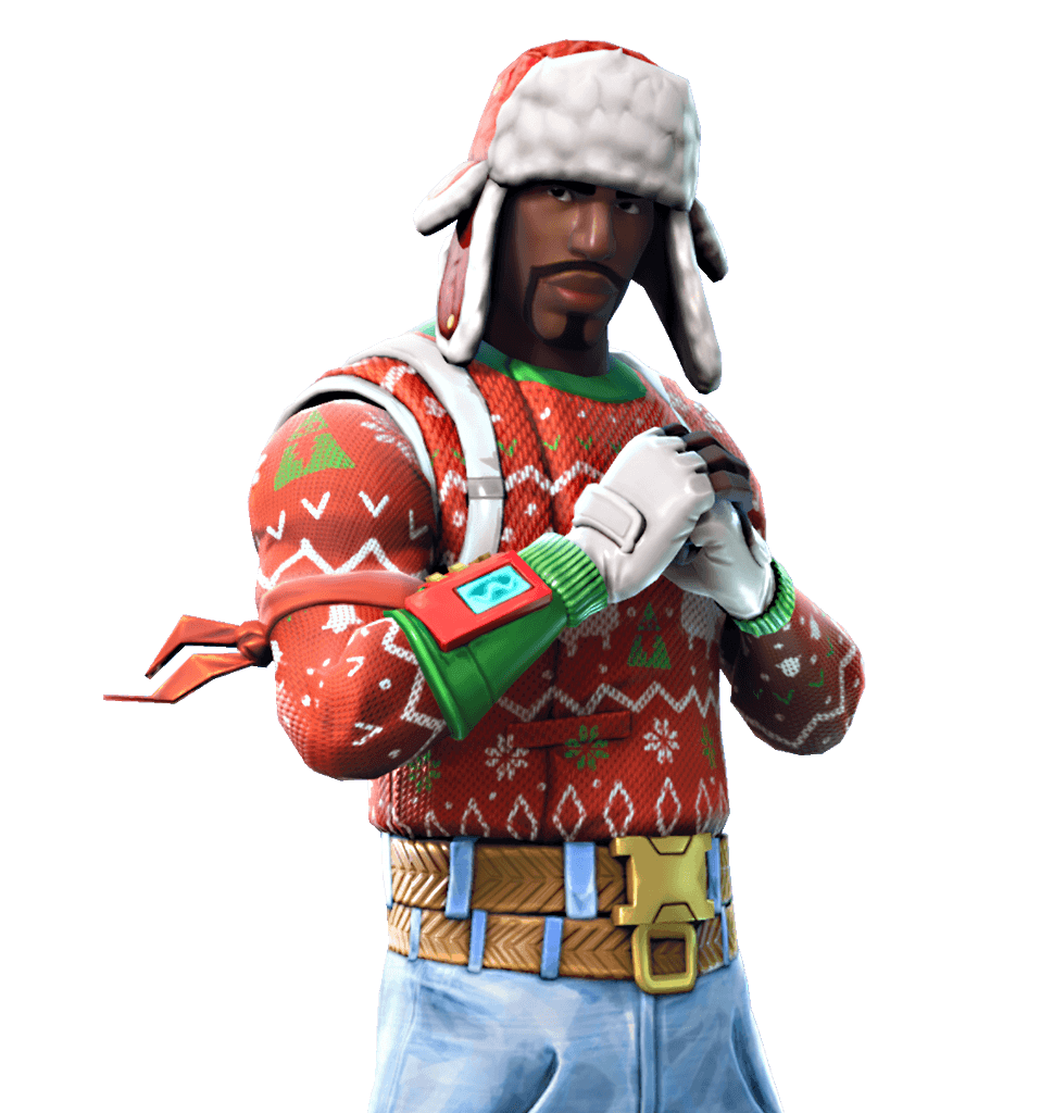 Yuletide Ranger Outfit Featured image