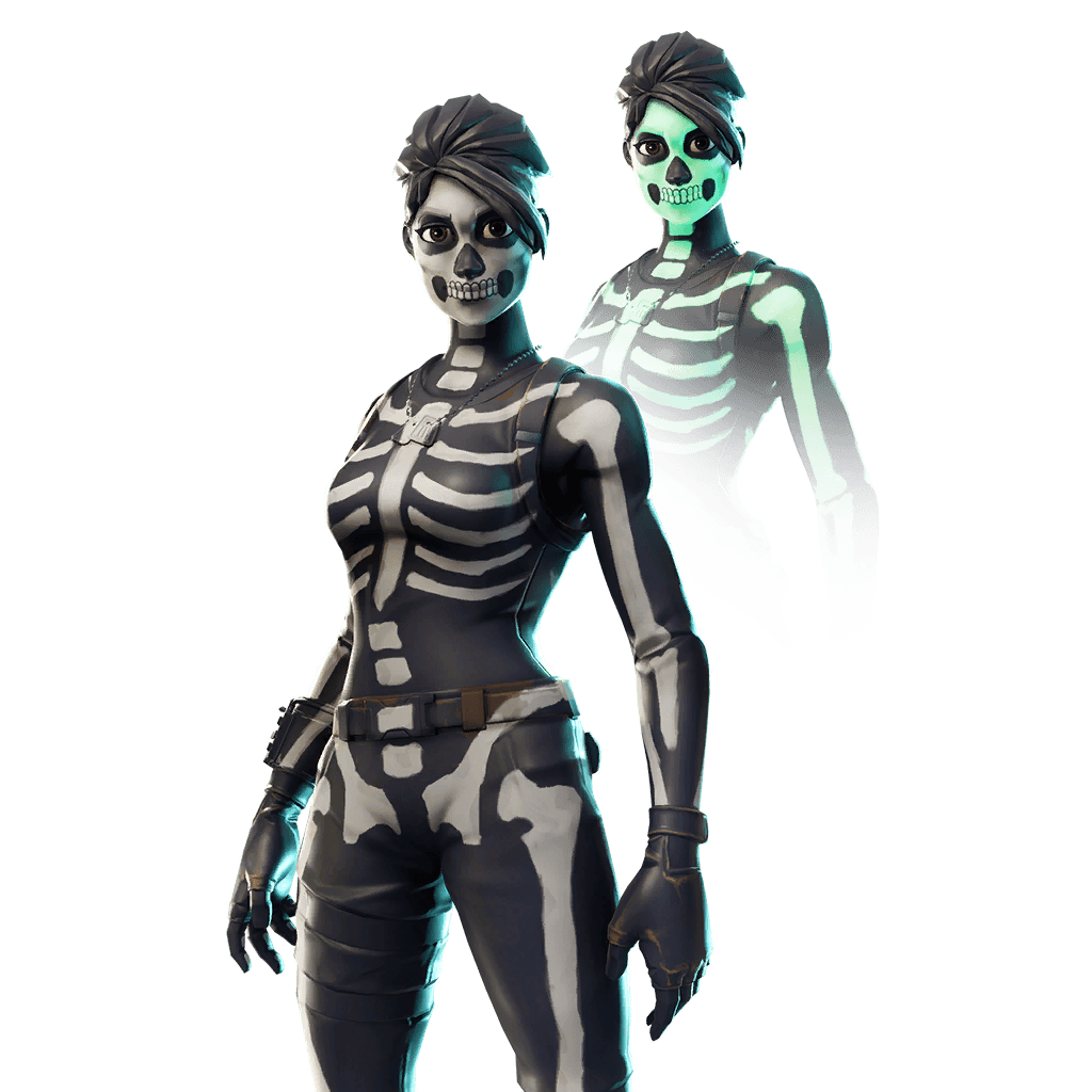 Skull Ranger Outfit Featured image