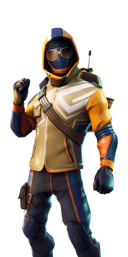 summit striker outfit featured image - different summits fortnite