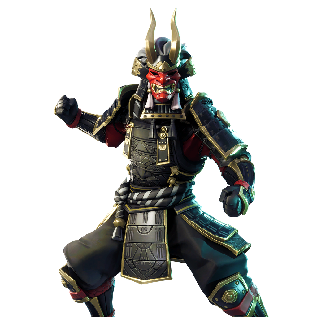 Shogun Outfit Featured image