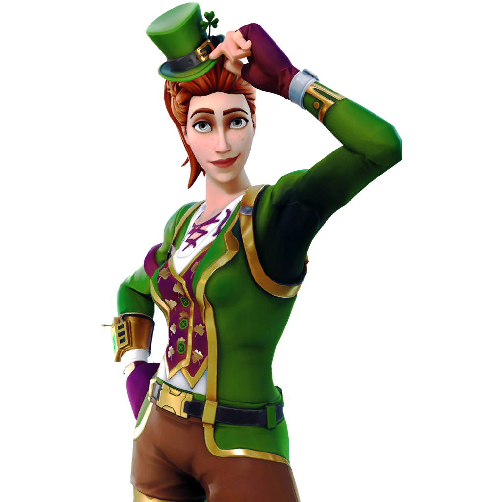 Sgt. Green Clover Outfit Featured image