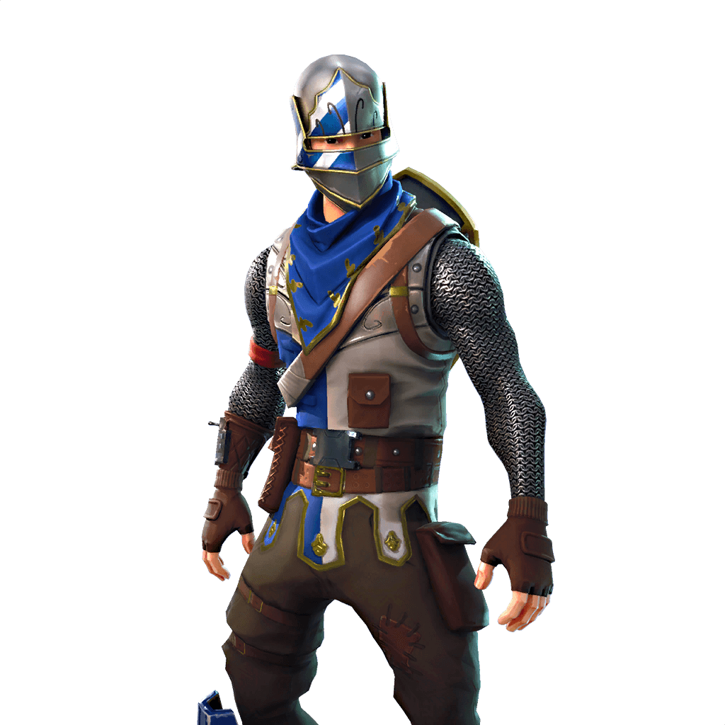 Blue Squire Outfit Featured image